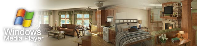 3d Animation: Landis Homes - Windows Media