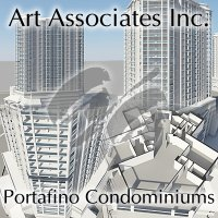 3d Animation Portafino Condominiums